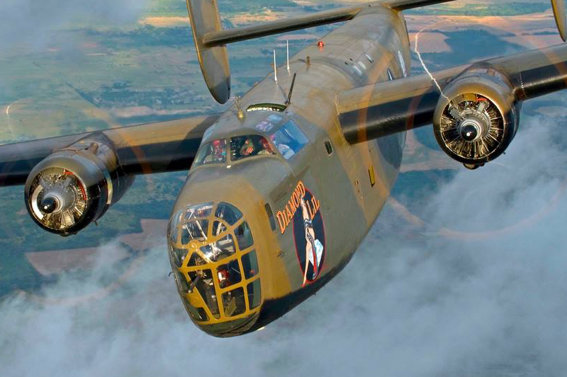 CAF Wings Over Dallas – WWII Airshow