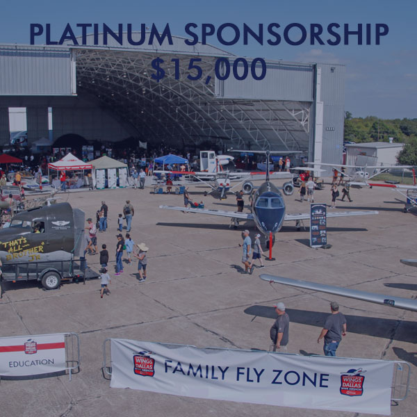 Sponsorship – CAF Wings Over Dallas